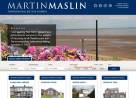 martinmaslinestateagents.co.uk