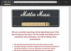 martinmusicguitar.com