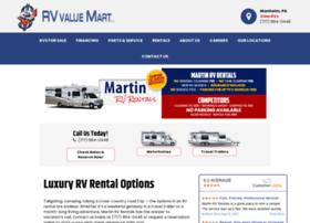 martinrv.com