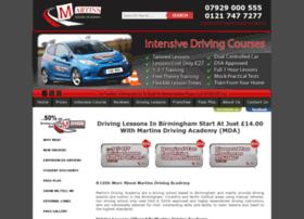 martins-driving-academy.com