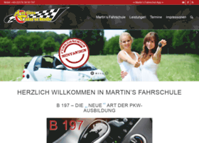 martinsfahrschule.de