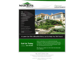 martinslandscaping.net