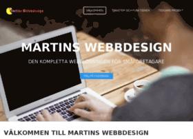 martinswebbdesign.se