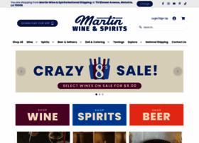 martinwine.com