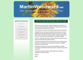 martinwoodward.net