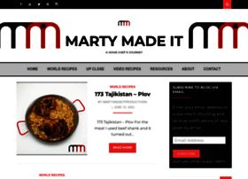 martymadeit.com