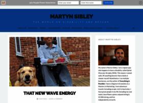 martynsibley.com
