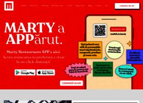 martyrestaurants.com