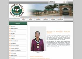 maruleng.gov.za