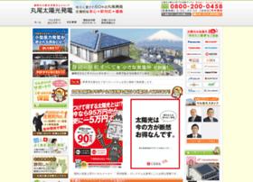 maruo-solar.com