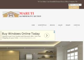 marutialuminiumpvc.org