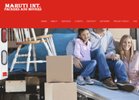 marutiintpackersandmovers.in