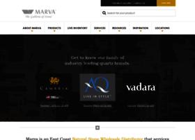 marvamarble.com