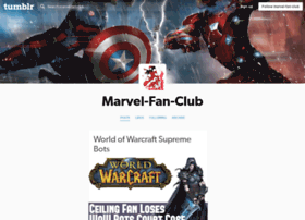 marvel-fan-club.tumblr.com