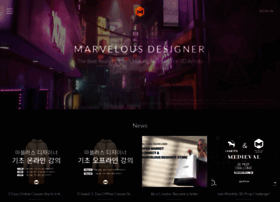 marvelousdesigner.com