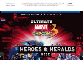 marvelvscapcom3.com
