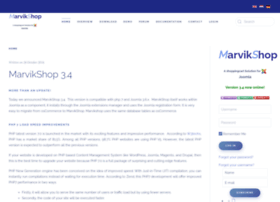Marvikshop.com