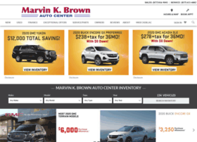 marvinkbrown.com