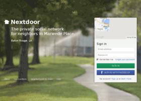 marwedeplace.nextdoor.com