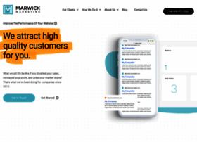 marwickmarketing.com