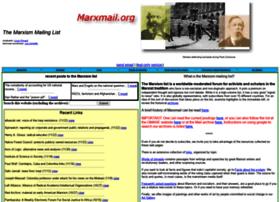 marxmail.org