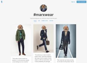 marxwear.tumblr.com