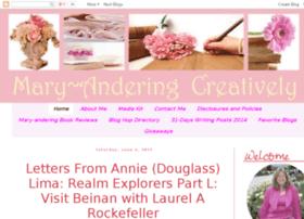 mary-anderingcreatively.blogspot.com