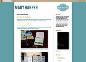 mary-harper.blogspot.com