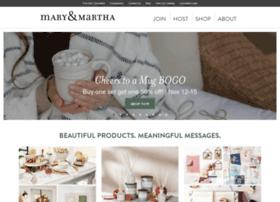 maryandmartha.com