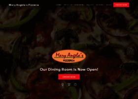 maryangelaspizza.com
