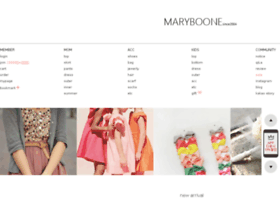 maryboone.co.kr