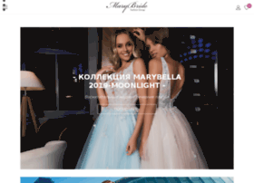marybride.com.ua