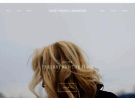 marychapincarpenter.com