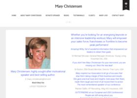 marychristensen.com