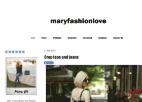 maryfashionlove.com