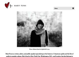 maryfons.com