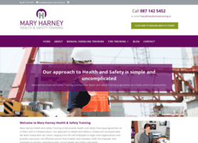 maryharneytraining.ie