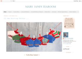maryjanestearoom.com