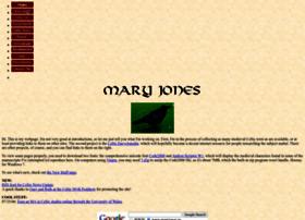 maryjones.us
