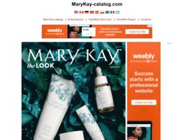 marykay-catalog.com