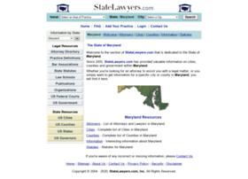 maryland.statelawyers.com