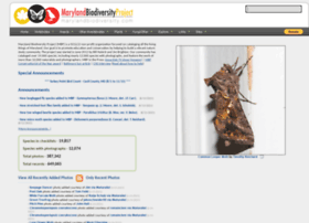 marylandbiodiversity.com