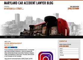 marylandcaraccidentlawyersblog.com