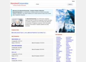 marylandcorporates.com