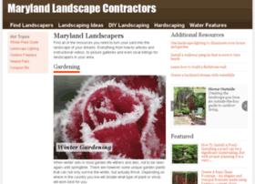 marylandlandscapecontractors.com