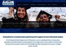 marylandpublicschools.org