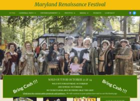 marylandrenaissancefestival.com