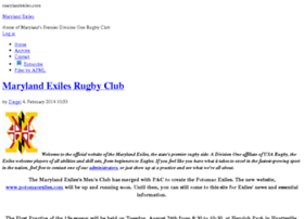 marylandrugby.org