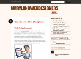 marylandwebdesigners.wordpress.com
