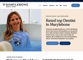 marylebone-dental.co.uk